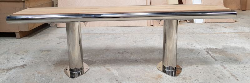 Stainless Bench Seat